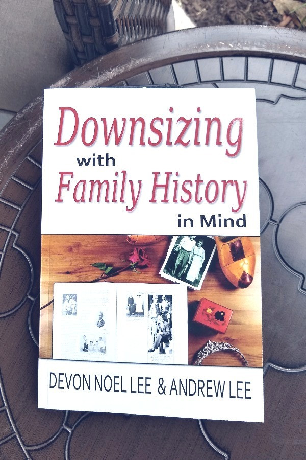 Downsizing and preserving family history does not have to be difficult.