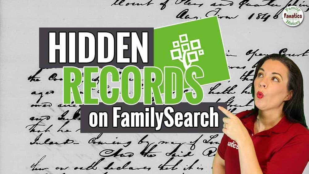 Video: Finding Elusive Records in FamilySearch Through Browsing