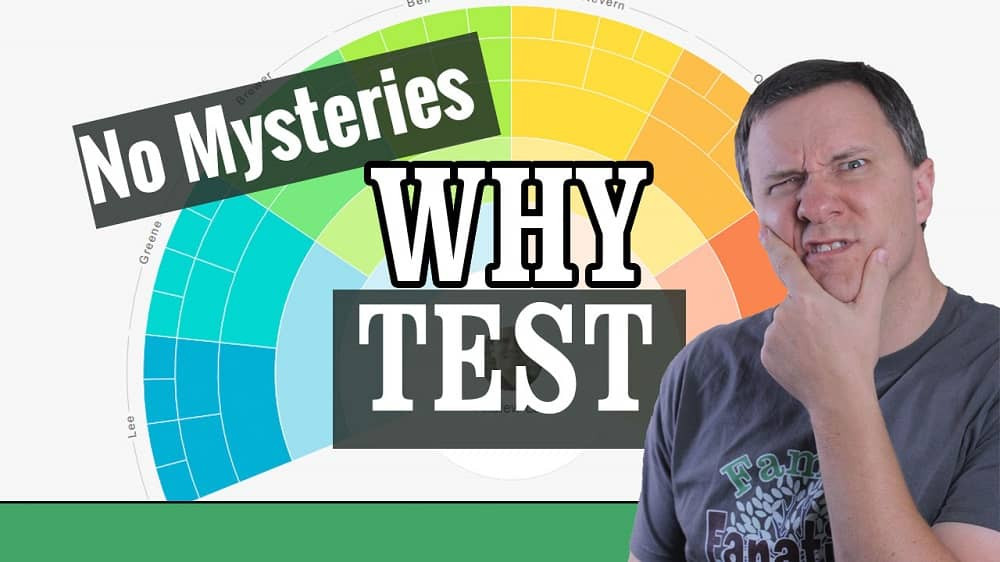 Video: Why take a DNA test when I have no family mysteries?