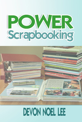 Cover of Power Scrapbooking book