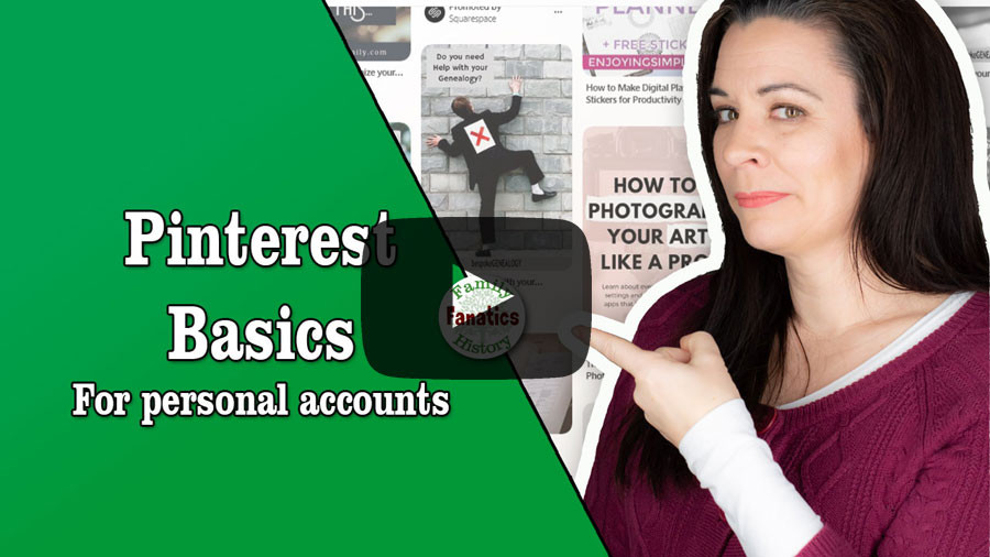 VIDEO: How to set up a personal account on Pinterest