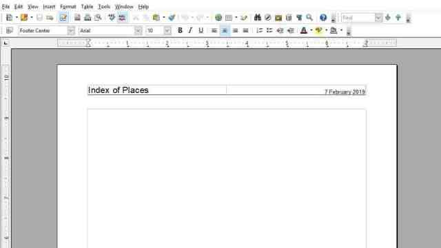 RTF file from RootsMagic in OpenOffice