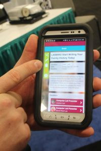 RootsTech 2017 App