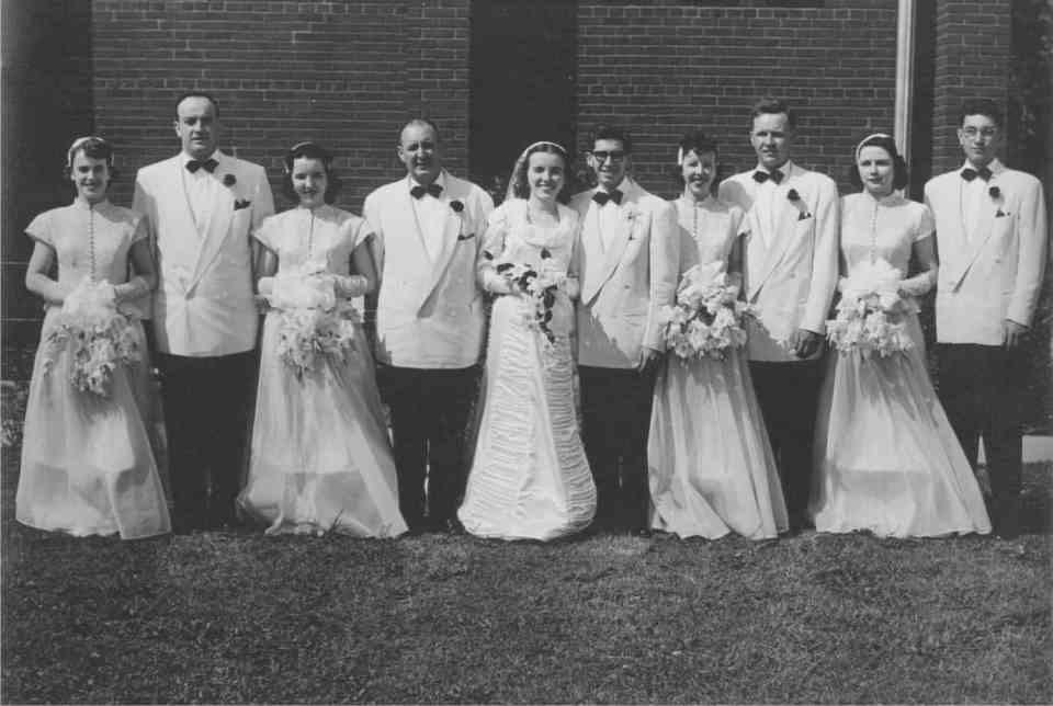 Fay Zumstein Weds