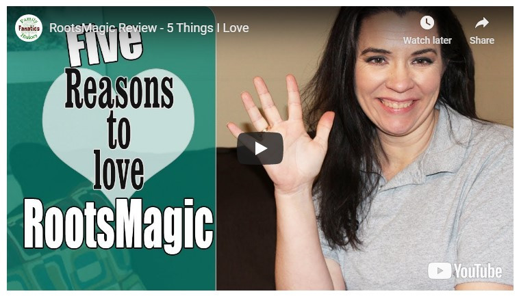 VIDEO: Why RootsMagic is awesome