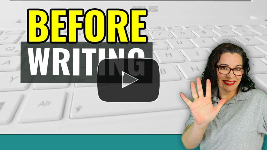 VIDEO: How to prepare to write your memoir