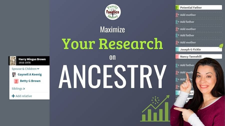 Video: Ancestry: 5 Ways to Get The Most Out of Your Genealogy Subscription