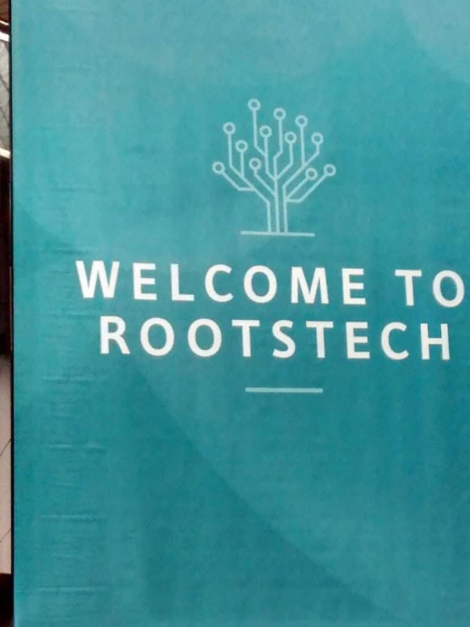 RootsTech Welcome Banner