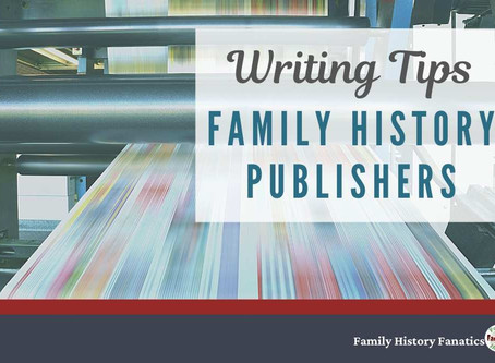 Publishing Your Genealogy: From Traditional to Self-Publishing Options