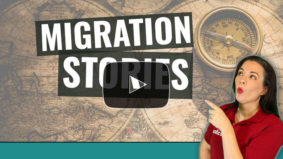VIDEO: How to write about immigrant ancestors