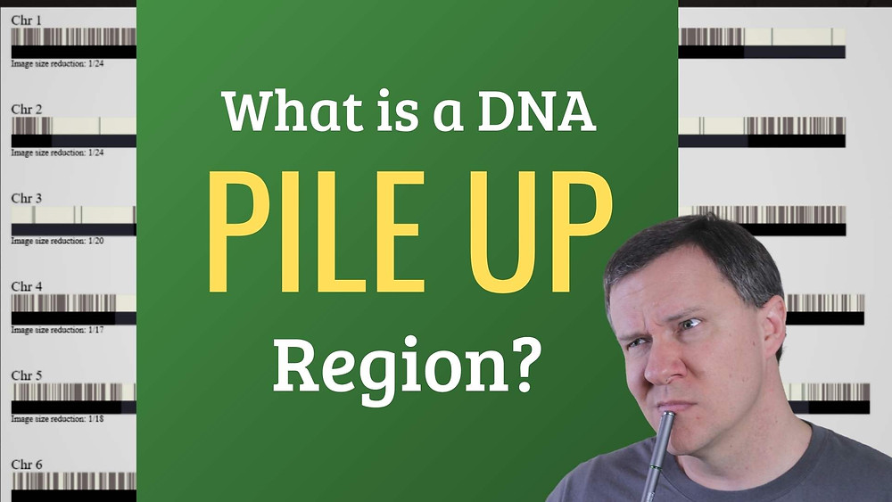 Video: What is a DNA pile up region?