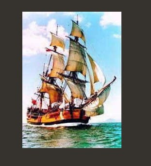 Your Ancestor Isn't a Ship on Ancestry V. 1