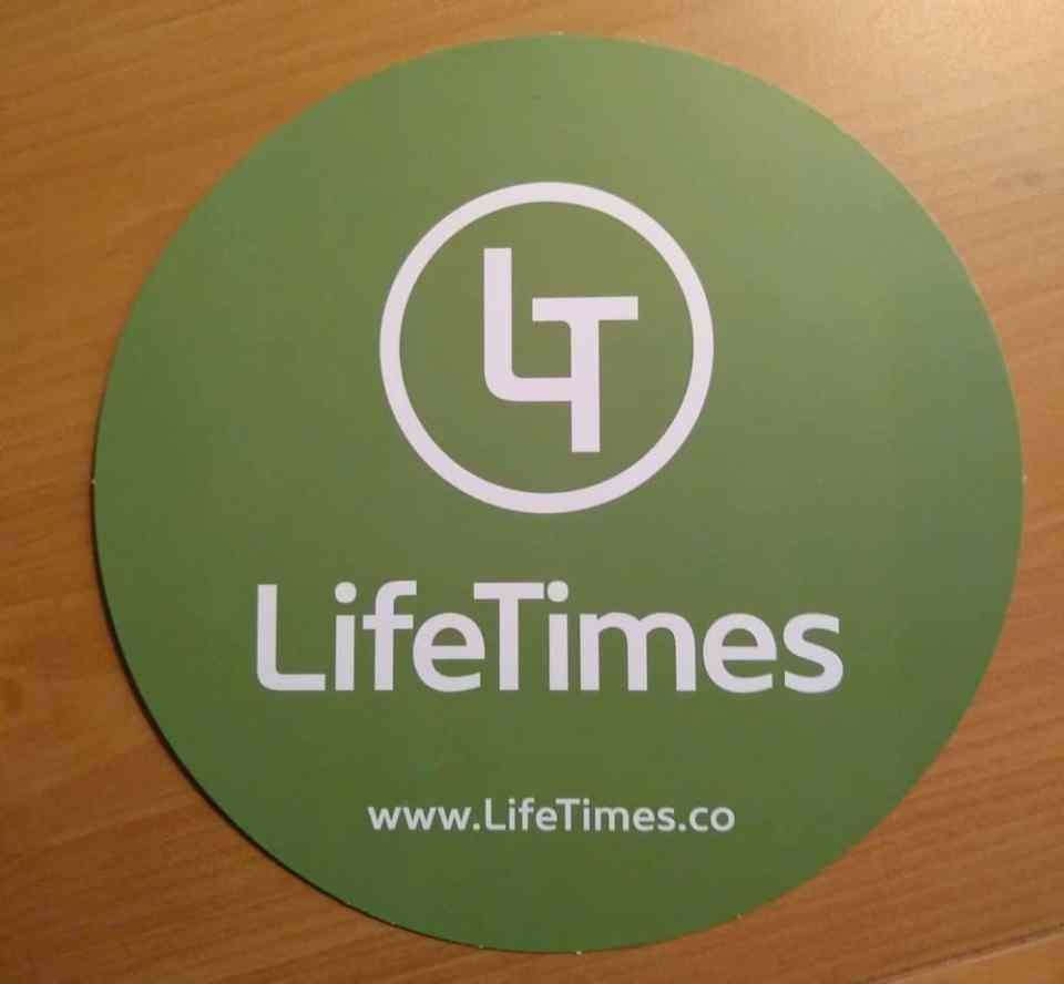 Life Times Flyers Frontside