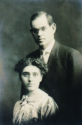 Lura Smith and Harry Long c. 1907