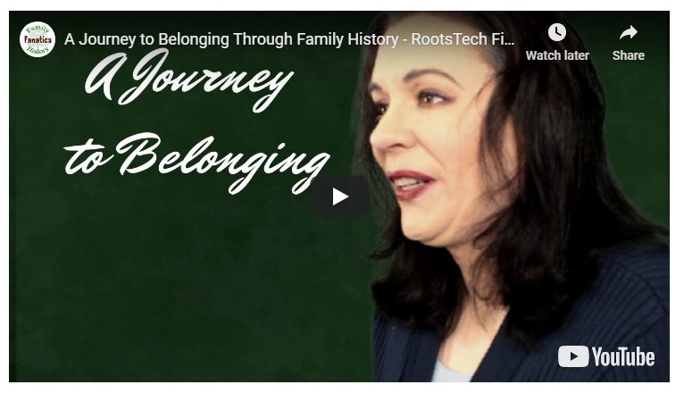 Video: Finding Belonging in Genealogy