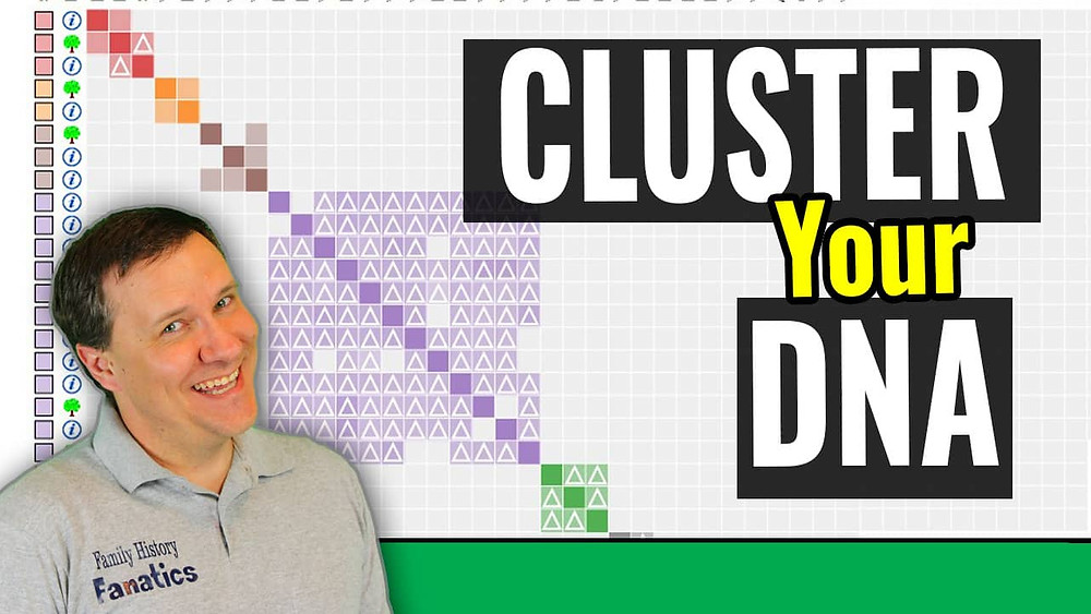 Video: Cluster DNA with GEDmatch