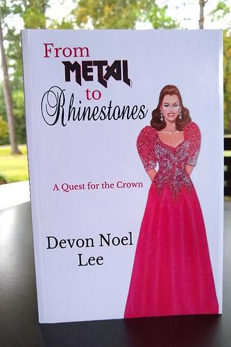 Metal to Rhinestone Outdoor