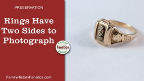 Photo Tip: Photograph All Sides of Your Rings