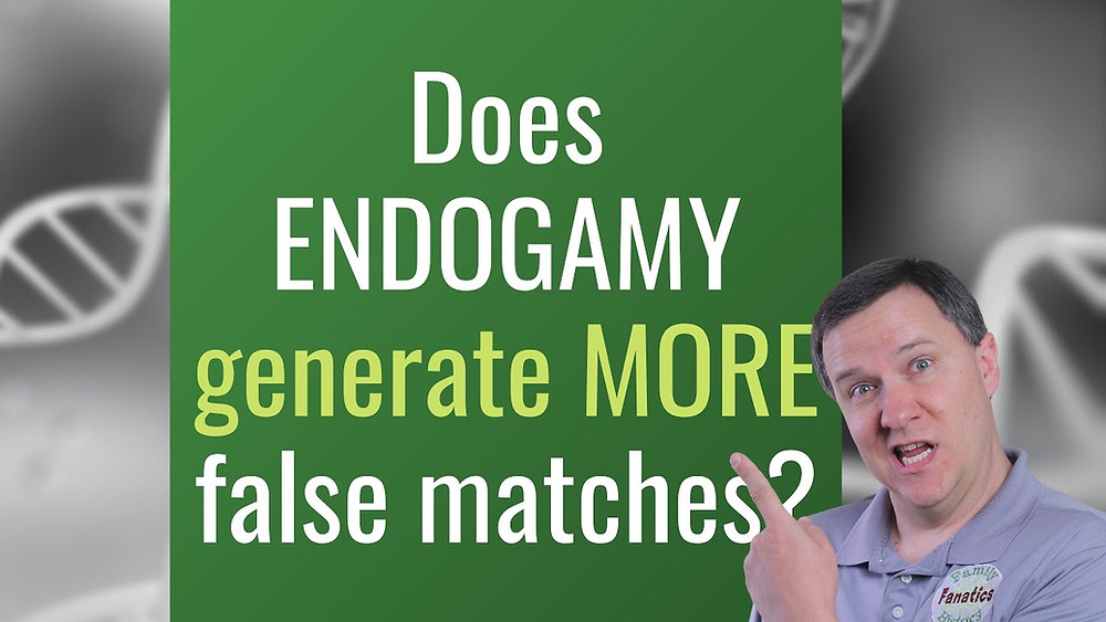 VIDEO: Are More False DNA Matches Likely In Endogamous Populations?