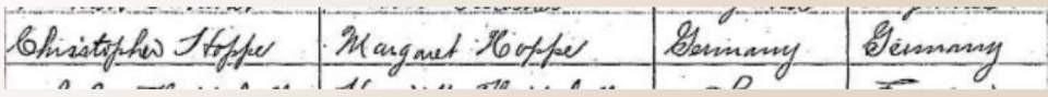 Anna M Ross Death Certificate