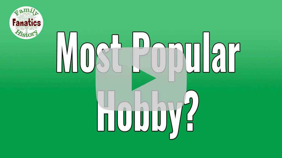 VIDEO: How popular genealogy is as a hobby?