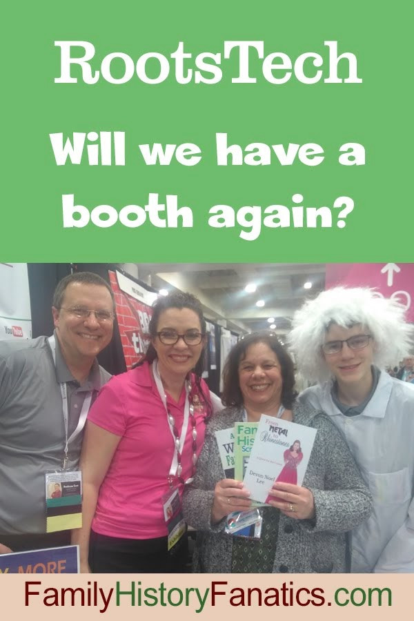 Is a RootsTech booth right for you?