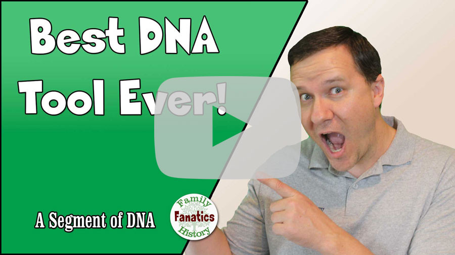 VIDEO: What Are The Odds the Best genetic genealogy Tool Ever!