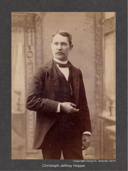 Christopher Hoppe