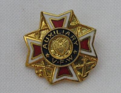 Photograph of VFW Pin