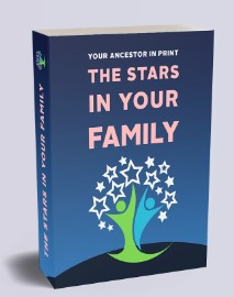 Book Cover for The Stars in Your Family Tree