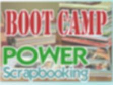 Power Scrapbooking  Webinar
