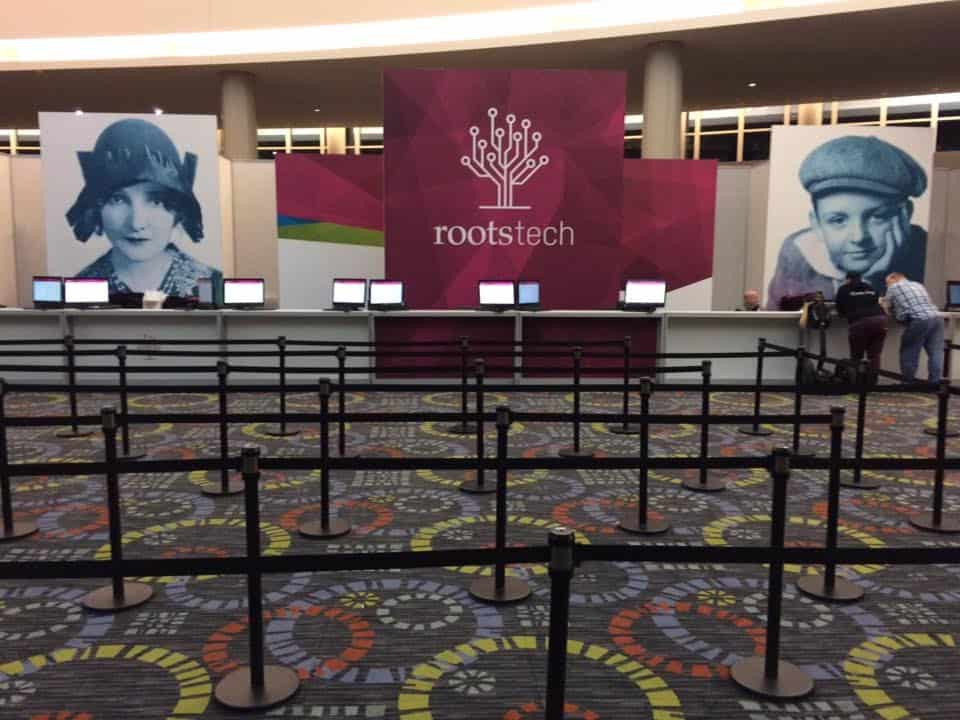 RootsTech 2017 Signage