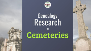 6 Must Follow Steps for Genealogy Research  in Cemeteries