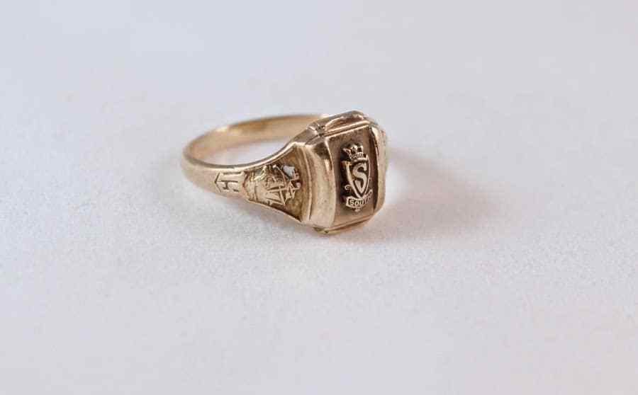Columbus South High School 1996 Senior Ring