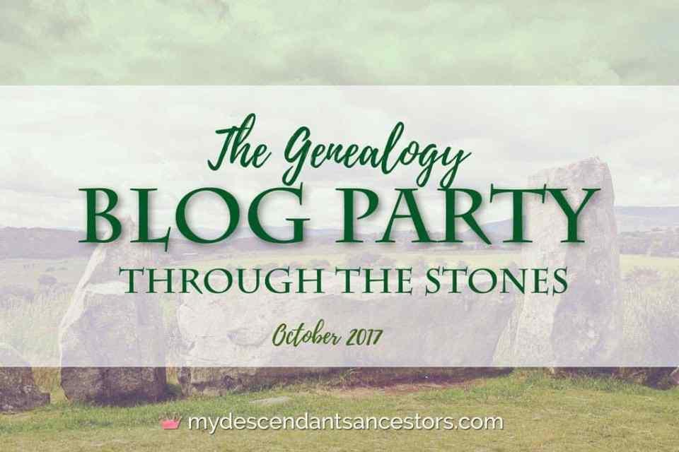 Genealogy Blog Party - Outlander