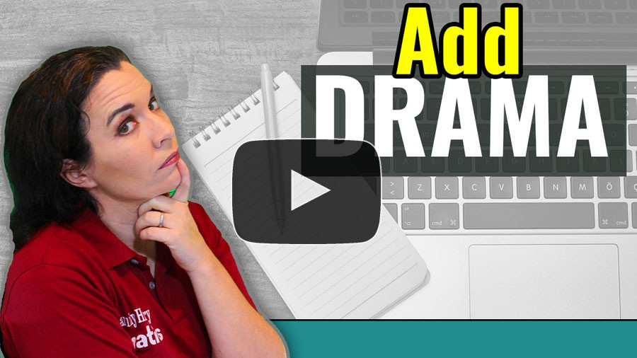 VIDEO: How to Add Drama to Your Family History