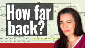 Stop Asking Genealogists How Far Back  Have Traced Their Genealogy