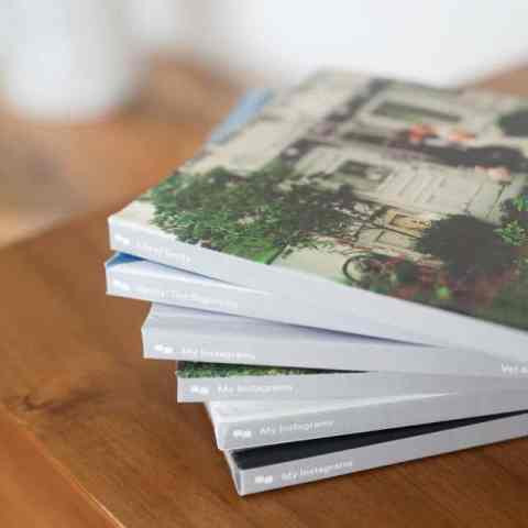 Chatbooks for quick family history books