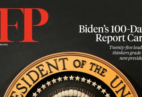 IJL in Foreign Policy Magazine's Spring 2021 Print Issue