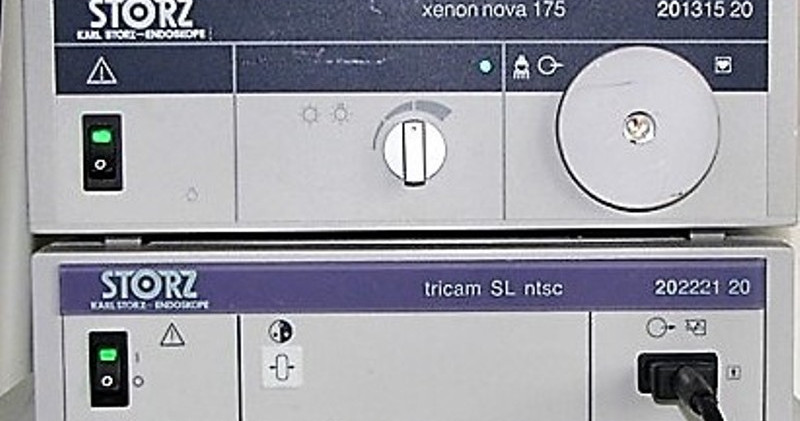 storz tricam and light source.JPG