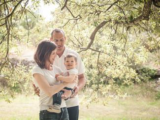 Séance photo Famille : 1 an, comme je suis grand!