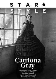 Starstyle featuring Catriona Gray - Cove