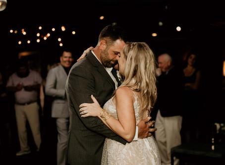 In Love in The City- Seaton Wedding    Nashville, TN