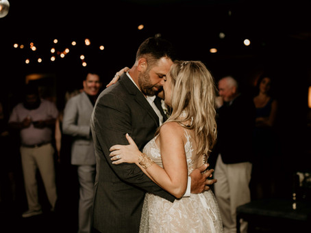 In Love in The City- Seaton Wedding || Nashville, TN