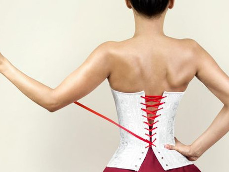 The Truth About Corsets | Fashion vs Real