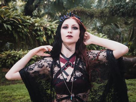 Lauran's Signature Session   Pagan Priestess