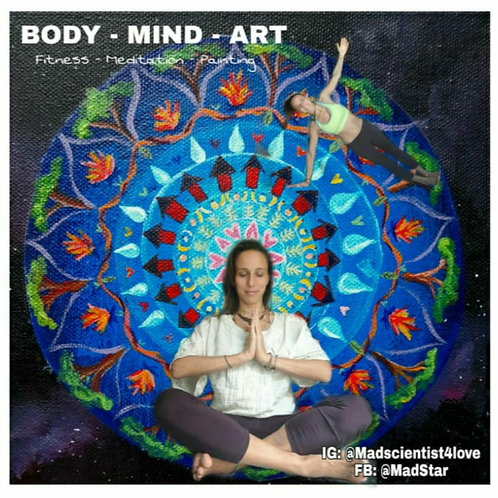 BODY - MIND - ART One Week Class Series