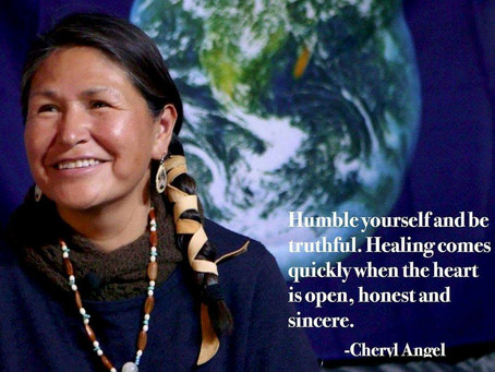 13 Sacred Circle of Wise Grandmothers and Grandfathers of the Planet: Cheryl Ann Angel