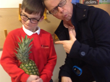Pineapple of Bravery