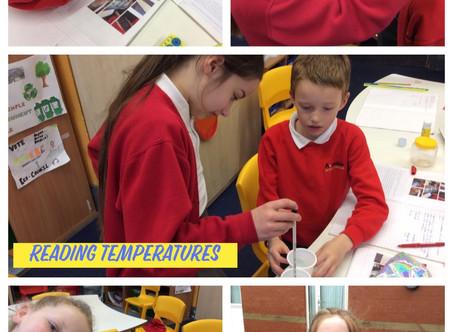 Investigating temperature